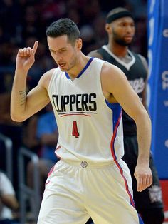 J.J. Redick just wants to be 'clutter free'