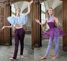 costumi moderno danza