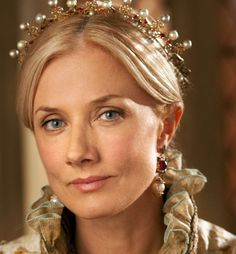 Joely Richardson as Catherine Parr in The Tudors Joely Richardson, Natasha Richardson, Catherine Parr, Vanessa Redgrave, Tv Show Casting, Bbc America, Vampire Academy, Drama Queens, Actresses