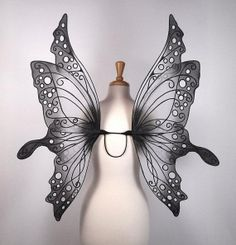 I found 'Fairy wings  Amazing for fairy costume wedding by OnGossamerWings' on Wish, check it out!