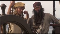 James Purefoy as Blackbeard, Mark Noble as Israel Hands Mark Noble, James Purefoy, British Actors, Pirates, Gentleman, Fairy Tales, Israel, Ships, Characters