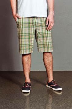 JackThreads - Reversible Garment Dye Short-Great web site for the man in your life these do double duty reversible!!