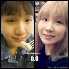 o_o Omg they look as if they are siblings!