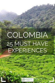 A guide to experiencing Colombia, including 25 of the best things to do + practical travel tips for your trip to South America. | Uncornered Market Travel Blog: Travel Wide, Live Deep: #southamericatravel