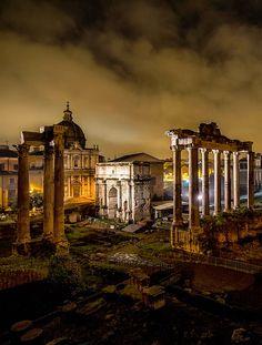 Foro Romano / Roma