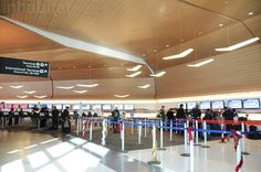 PHOTOS: SFO Terminal 2 is the First U.S. Airport to Achieve LE...
