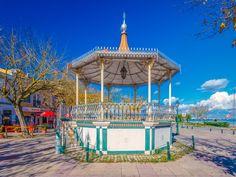 Coreto da SFOA Ferris Wheel, Fair Grounds, Travel, Gazebo, 19th Century, Viajes, Destinations, Traveling, Trips