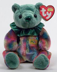 f13bf49a1d1 May (birthday) - bear - Ty Beanie Babies Beanie Baby Bears