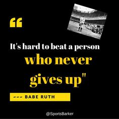 """""""#motivationalquotes #quotestoliveby #sportsquotes #sportsbarker  @sportsbarker  For more sports mayhem, click the link in bio. What are you waiting for?"""" Photo taken by @sportsbarker on Instagram, pinned via the InstaPin iOS App! http://www.instapinapp.com (09/15/2015)"""
