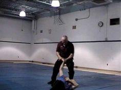 Combat Aikido Disarms