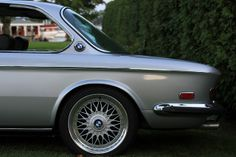 bmw 3.0 cs rear | Flickr