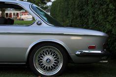 #BMW 3.0 CS rear #ClassicCar www.pinterest.com/quirkyrides