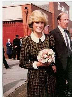 Some of her days were happy?: Princess Diana