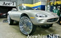 The very best of the very worst car modifications. Terrible body kits, bad paint jobs and epic fail rims. Ricer car mods and doing it wrong. Strange Cars, Weird Cars, Crazy Cars, Ricer Car, Car Fails, Donk Cars, Car Mods, Car Colors, Unique Cars