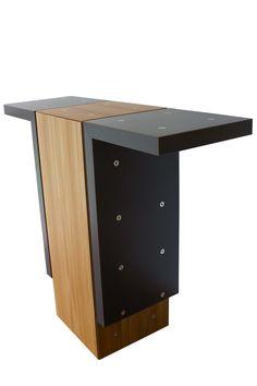 Beautiful Mit der bungsfertigung des Jahrgangs der HGH Hildesheim hat die Klasse HT eine innovative Schreibtischlampe entworfen Sie wurde aus Holz u