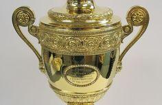 Wimbledon Trophies - The Gentlemen's Singles Trophy.