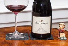 A Pinot Noir battle, a Pinot Noir from Trader Joe's against a Pinot Noir from Costco. We taste a Pellegrini and Sparrow Hawk and tell you which one is the best wine bargain.