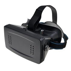 8aa6e752f0c Adjustable Strap Virtual Reality Headset VR Glasses for Video Movie Game  inch Smart Phone Android IOS with Magnet Remote Controller     Details can  be found ...