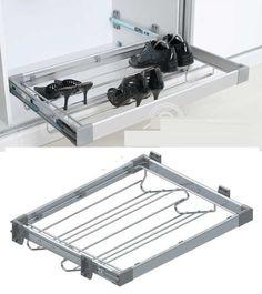 Παπουτσοθήκη συρομένη 600 mm Κωδικός: 21.913.60 - Παπουτσοθήκες ντουλάπας - Μηχανισμοί ντουλάπας - Υλικά επιπλοποιίας - Επιπλα Omarket.gr