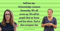 #5minutebreakouts #selflove