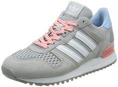adidas Originals ZX 700 Damen Sneakers Sneaker Damen, Adidas Damen, Adidas  Schuhe, Turnschuhe e165419ec0