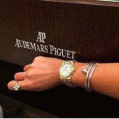 Audemars Piguet, Cartier  @stylespottingkw • 1,046 likes