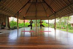 Yoga Retreat Bali - Bali Yoga Retreat with Pilates Retreat and Rolfing Massage Retreat - Yoga in Bali Bali Retreat, Yoga Retreat, Retreat Ideas, Lush, Bali Yoga, Yoga Studio Design, Canggu Bali, Yoga Holidays, Yoga Meditation