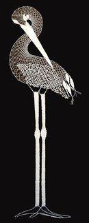 Кружевные птички
