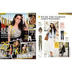 Grazia Magazine S/S13