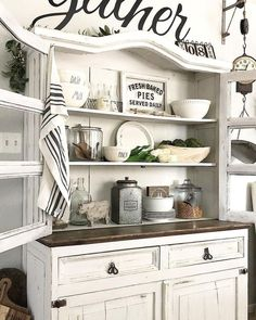 99 Gorgeous Dining Room Hutch Decor Ideas is part of Room Decor DIY Vintage - Dining room furniture includes a lot of different pieces of furniture apart from table and chairs There are sideboards, cabinets, […] Dining Room Buffet, Dining Room Furniture, Hutch Furniture, Dining Hutch, Furniture Movers, Rustic Furniture, Furniture Ideas, Dining Table, Kitchen Wall Shelves