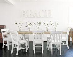 Conforto, descontração e praticidade são fundamentais na hora de decorar uma Casa de Praia.
