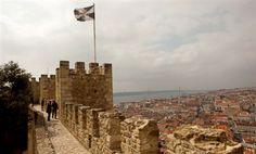 Castelo de São Jorge deverá atingir 1,2 milhões de visitantes