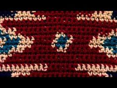 Great colorwork video tutorial for crochet