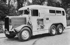 Leyland Terrier Rescue Vehicle