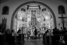 Boda Roby Iglesia Nuestra Señora de Guadalupe, ubicada en la Urbanización Las Mercedes, en Caracas.