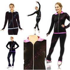 Kami-So Figure Skating Outfit -Pants and Jacket https://figureskatingstore.com/brands/Kami-So.html Kami-So ice skating apparel and skatewear.  Express yourself through fashion and leave the competition behind. Kami-So Ice Skating apparel and Skatewear brings you a line of premium figure skating apparel with a touch of world fashion. #figureskatingstore #figureskating #sport #iceskating #skating #figureskater #фигурноекатание #iceskate #icedance #icering #kamiso
