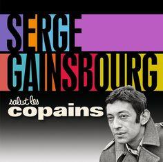 Salut les Copains SERGE GAINSBOURG - 2 CD - CD AUDIO NEUF