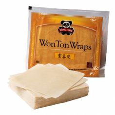 Your Daily Lunch Hack: 10 Clever Ways To Fill A Wonton Wrapper - Food Republic Appetizer Recipes, Snack Recipes, Snacks, Wonton Recipes, Appetizers, Wonton Wraps, Great Recipes, Favorite Recipes, Recipe Ideas