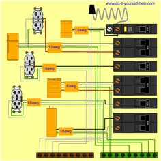 5c48513109ebf7c9c51d0136cea83de8 electrical wiring circuit circuit breaker wiring diagrams do it yourself help com circuit breaker wiring diagram at soozxer.org