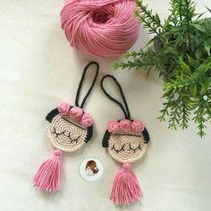 Crochet Keychain Pattern, Crochet Belt, Crochet Jewelry Patterns, Crochet Hair Accessories, Crochet Vest Pattern, Crochet Flower Patterns, Crochet Bracelet, Crochet Motif, Crochet Flowers
