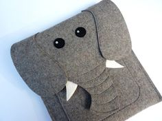 My Elephant iPad bag.  I don't think I could love it more than  I do.  it makes me smile SO much