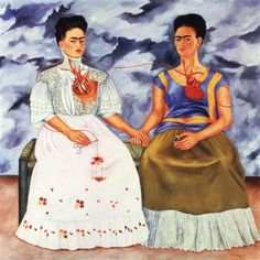 Two Fridas print