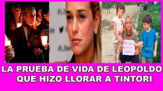 La prueba de vida de Leopoldo López que hizo llorar a Lilian Tintori