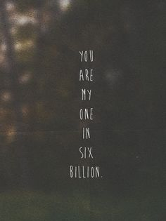 Without you, I get lost in all the numbers...