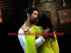 Kumkum Bhagya:Drunk Abhi romances with Pragya Drunk Abhi after realizing his mistake, tries to proof his love for Pragaya..but pragaya shut the door over Abhi's face.