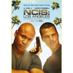 Season 1 of NCIS: Los Angeles