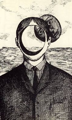 Roland Topor I first saw his art in Amsterdam at the Rijksmuseum it Art Sketches, Art Drawings, Simple Drawings, Sketchbook Drawings, Arte Obscura, Arte Horror, Psychedelic Art, Surreal Art, Dark Art