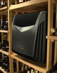 Wine Guardian Through the Wall Cooling Unit. Get your #winecellar cooling unit from Rosehill Wine Cellars #wine #wineroom