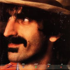 """Frank Zappa """"You Are What You Is."""""""