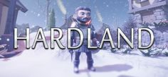 Alpha preview of Hardland, a open world exploration sandbox RPG developed by Mountain Sheep.